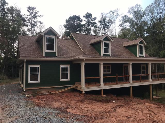 Belmont, NC - New roof for a new house in Belmont!