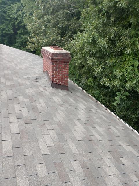 Mooresville, NC - Roof installation in Mooresville