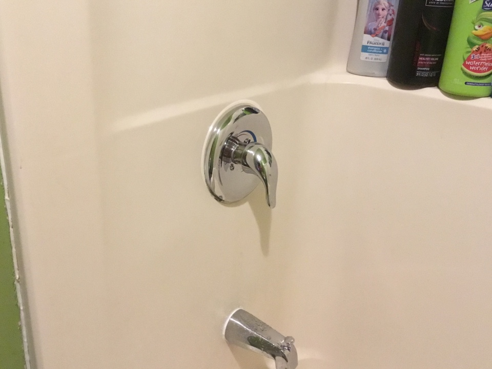 Shower faucet replacement in martinsburg