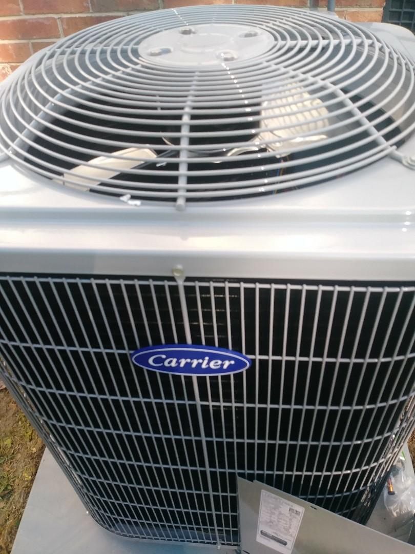 Lexington, SC - Heat pump split system change out