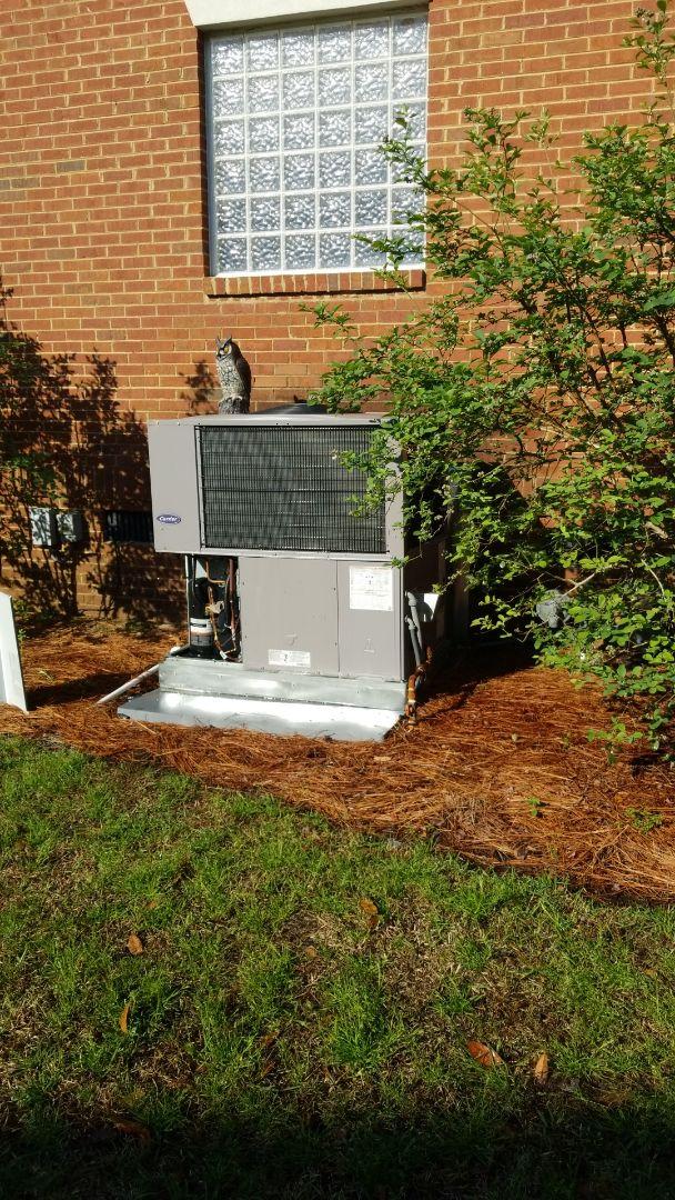 Columbia, SC - Maintenance on two units