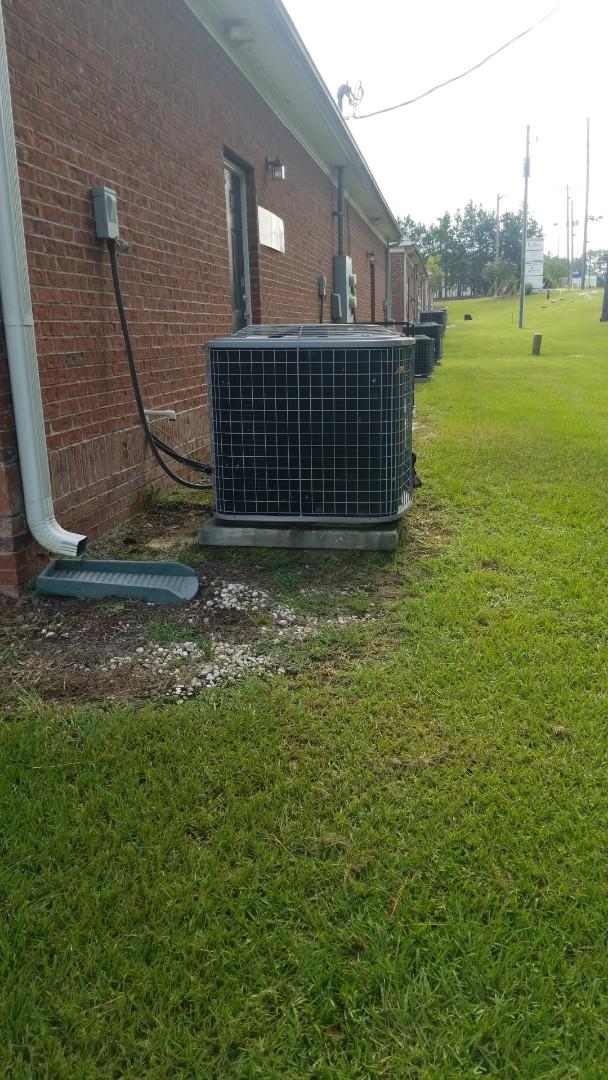 Columbia, SC - Maintenance on split unit