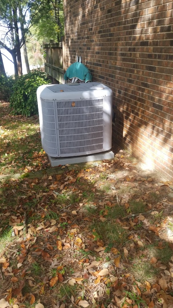 Chapin, SC - Maintenance on split unit