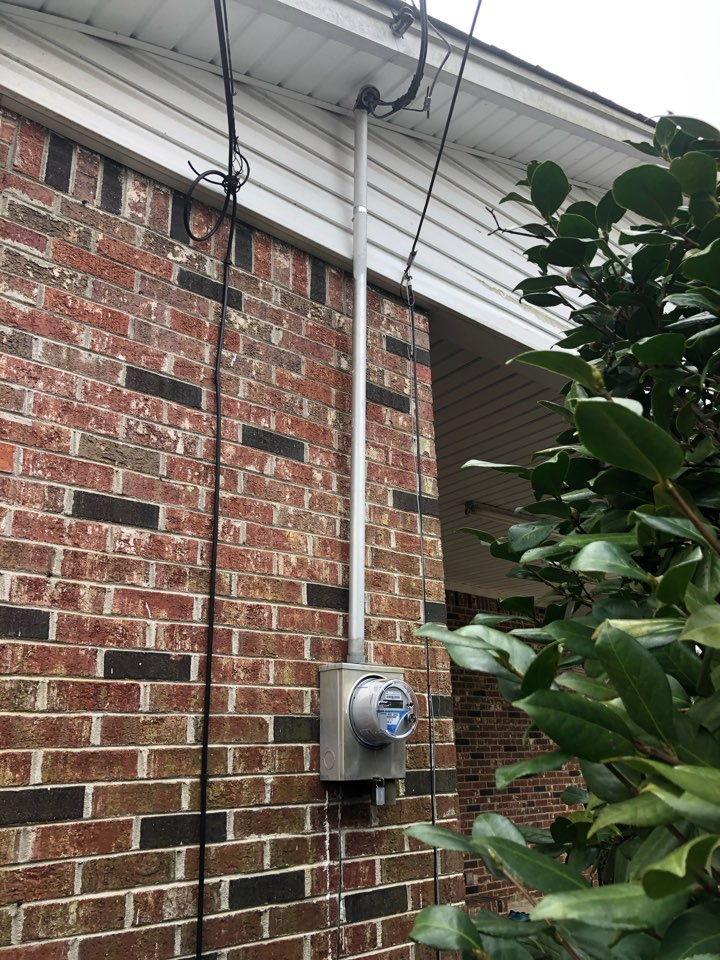 West Columbia, SC - Free estimate to replace electrical service