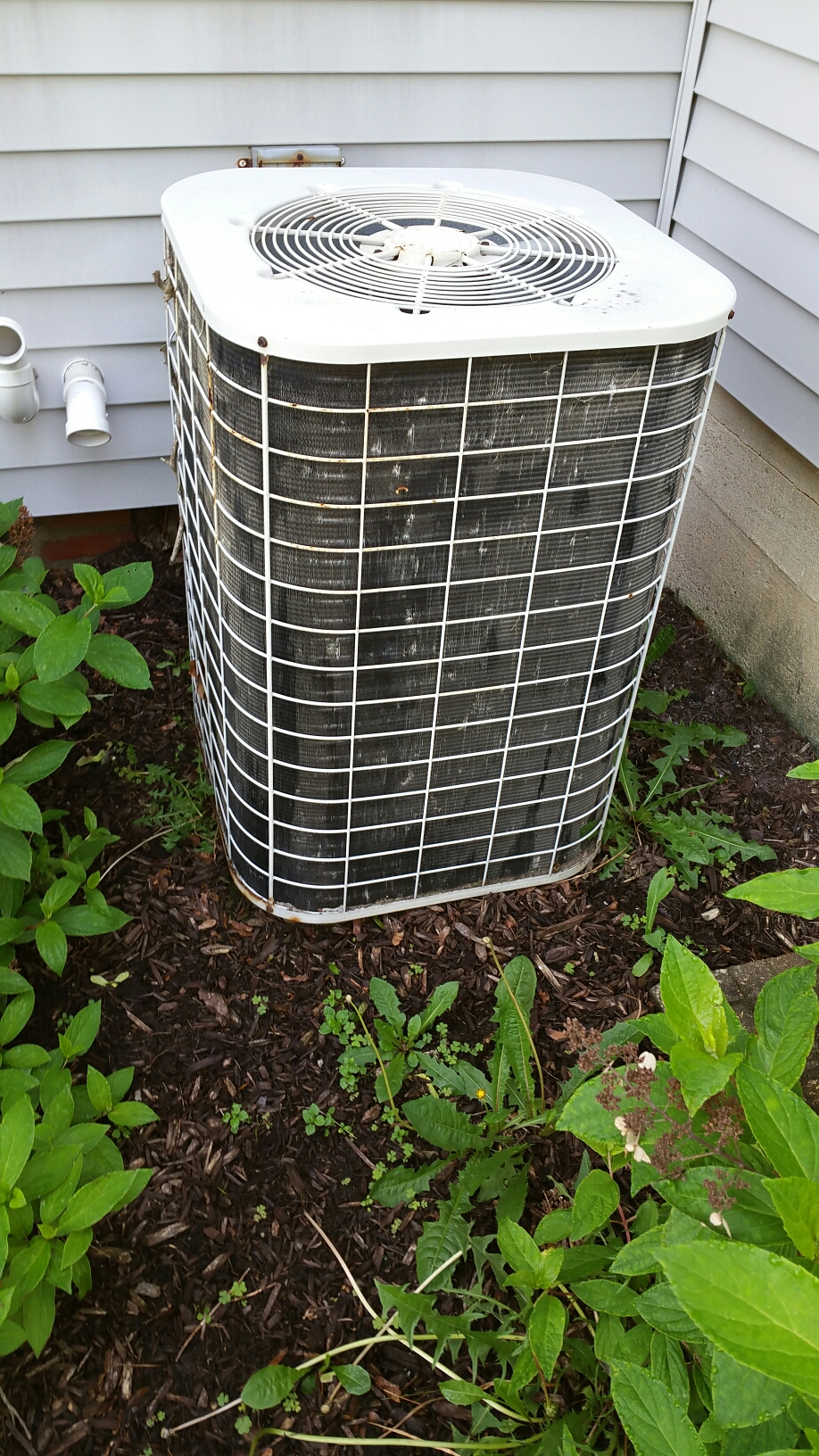 South Whitley, IN - Spring tune up on nordyne air conditioner