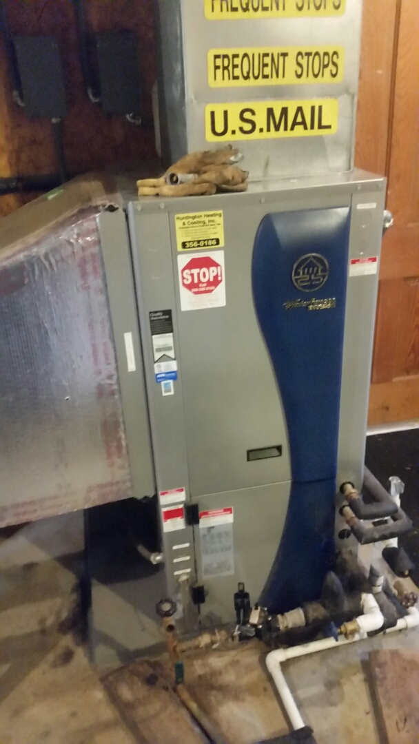 North Manchester, IN - Perform maintenance & install surge protectors, on Water Furnace open loop geothermal.