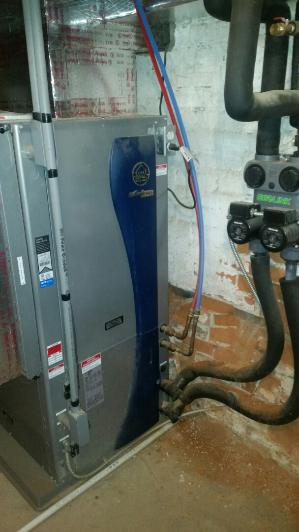 Urbana, IN - Perform maintenance on Water Furnace, closed loop geothermal.