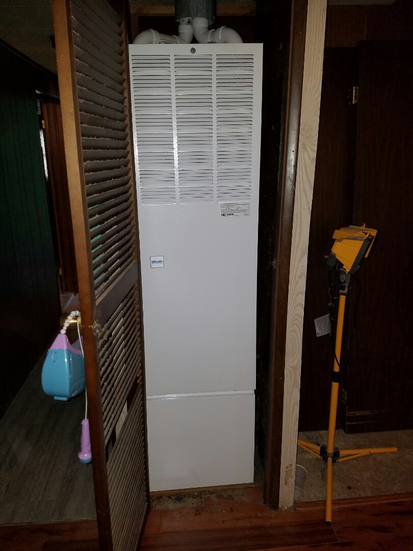 Laketon, IN - Install mobile home furnace and air conditioner