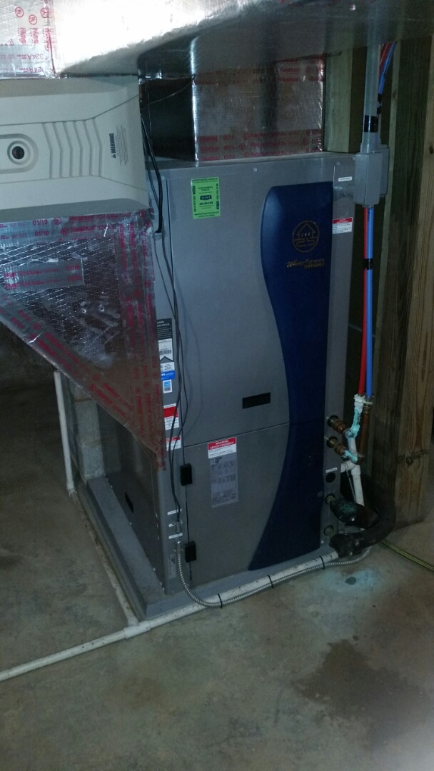 North Manchester, IN - Perform maintenance on Water Furnace, closed loop geothermal.
