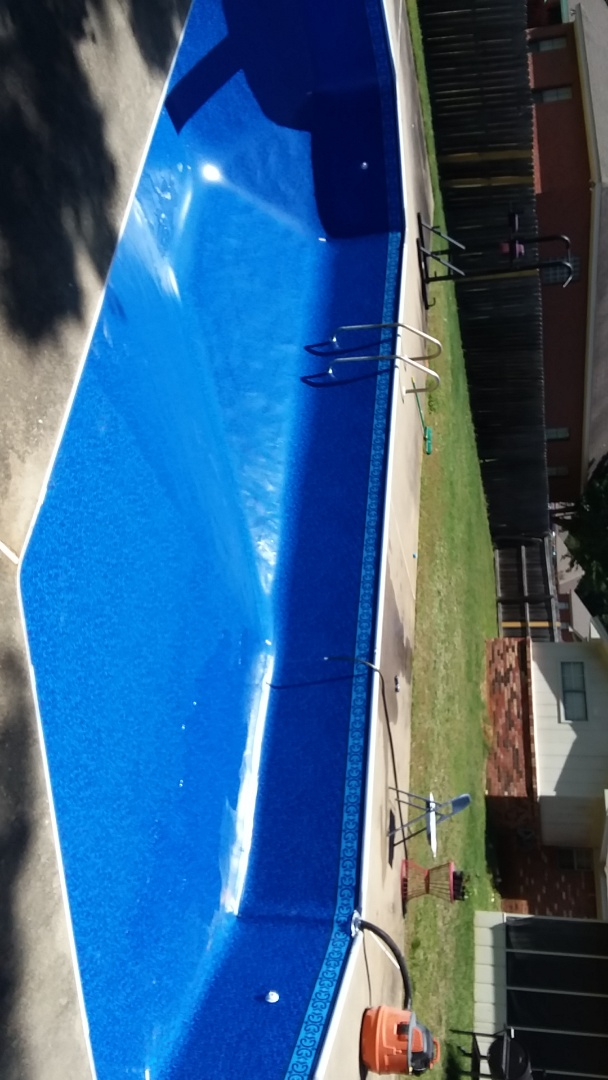 Millbrook, AL - New swimming pool dealer and new swimming pool liner replacements.
