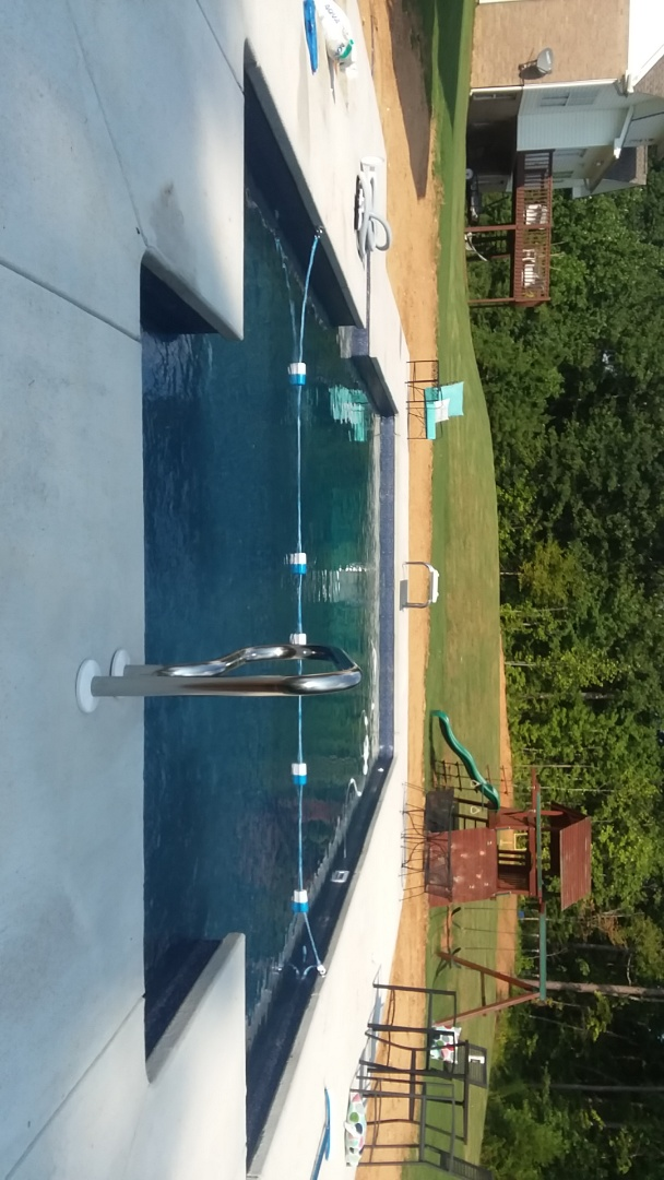 Columbiana, AL - New swimming pool dealer and new swimming pool construction.