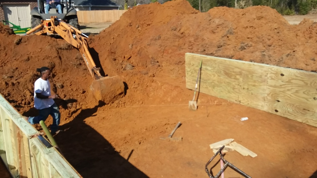 Clanton, AL - New pool installation | In-ground pool installation | Liner pool installation | Pool Company Serving Clanton, AL
