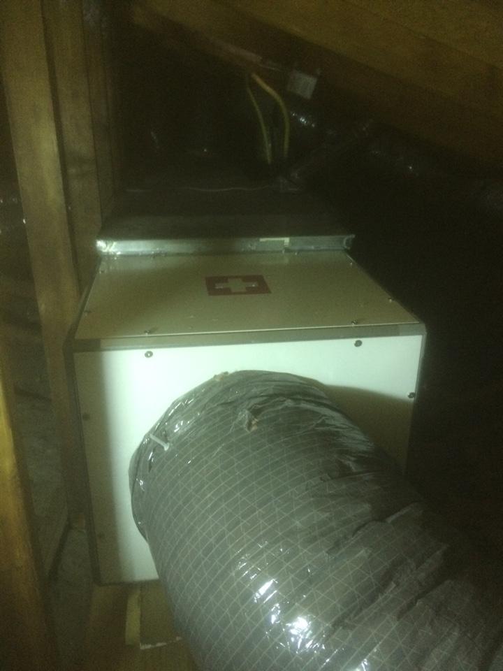 Syracuse, IN - Iq air filtration