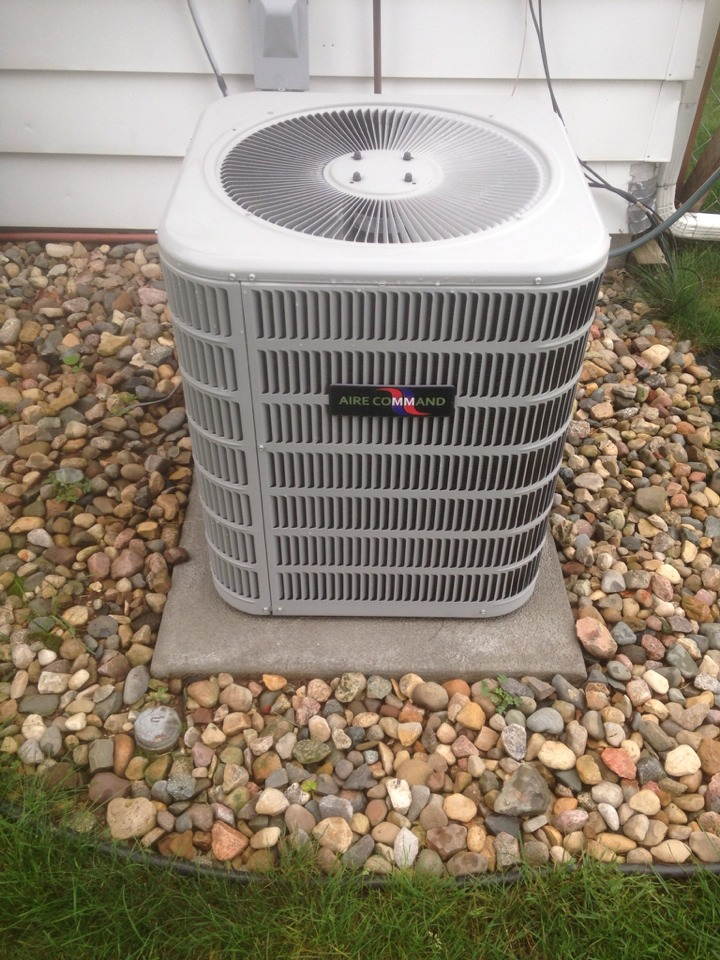 Syracuse, IN - Follow up to check and see how the medical grade filtration system is working that we installed.