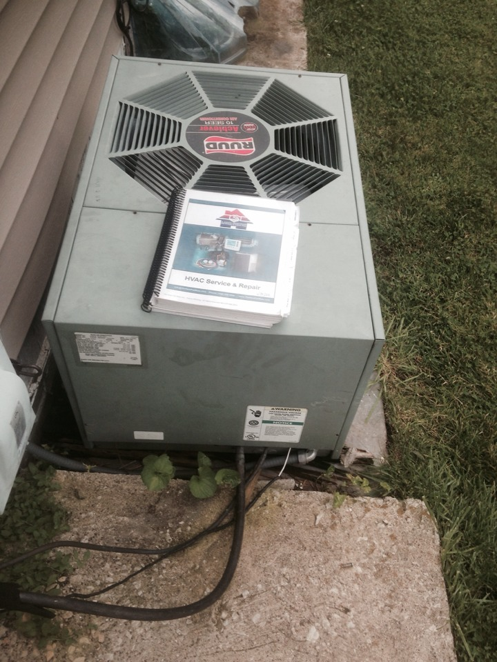 Sturgis, MI - Estimate to replace heating and cooling system