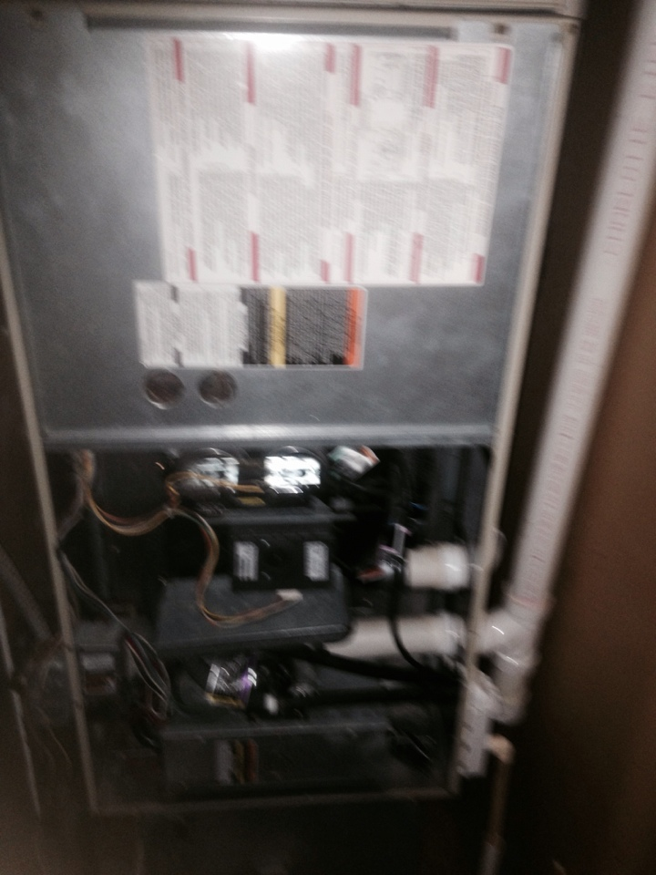 Syracuse, IN - Furnace check on a carrier