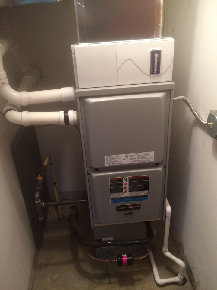 Mishawaka, IN - New furnace and Air conditioner