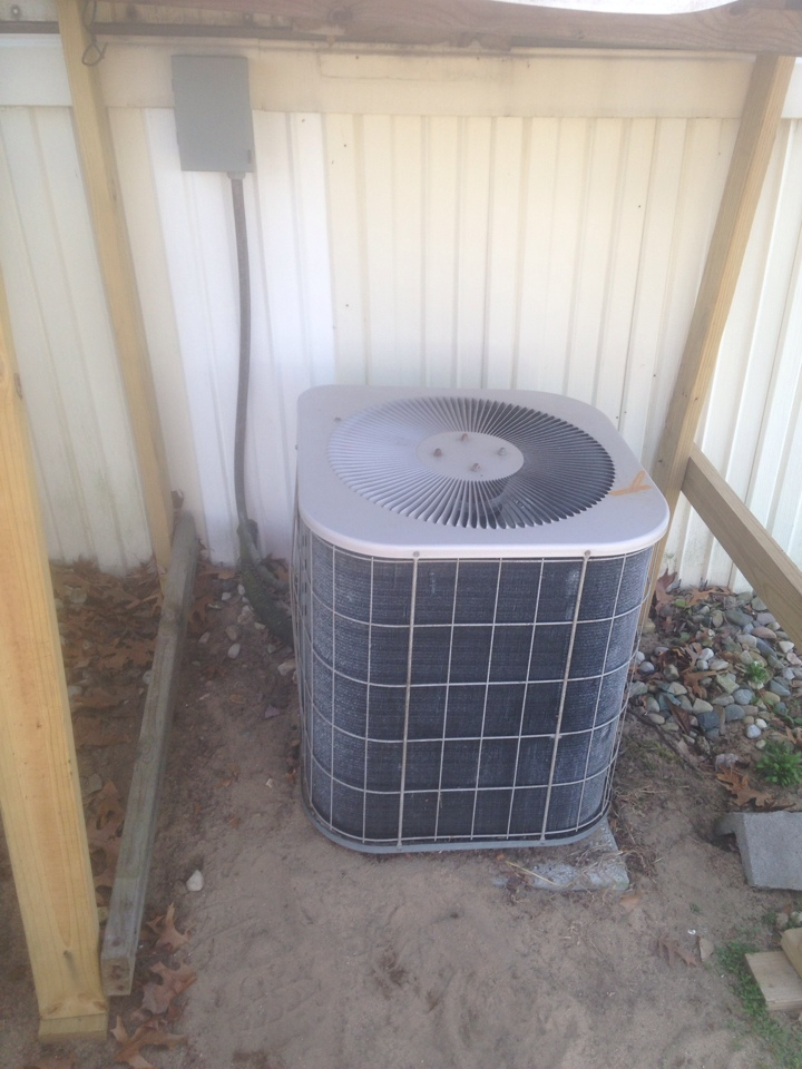 Shipshewana, IN - Club member air conditioner check
