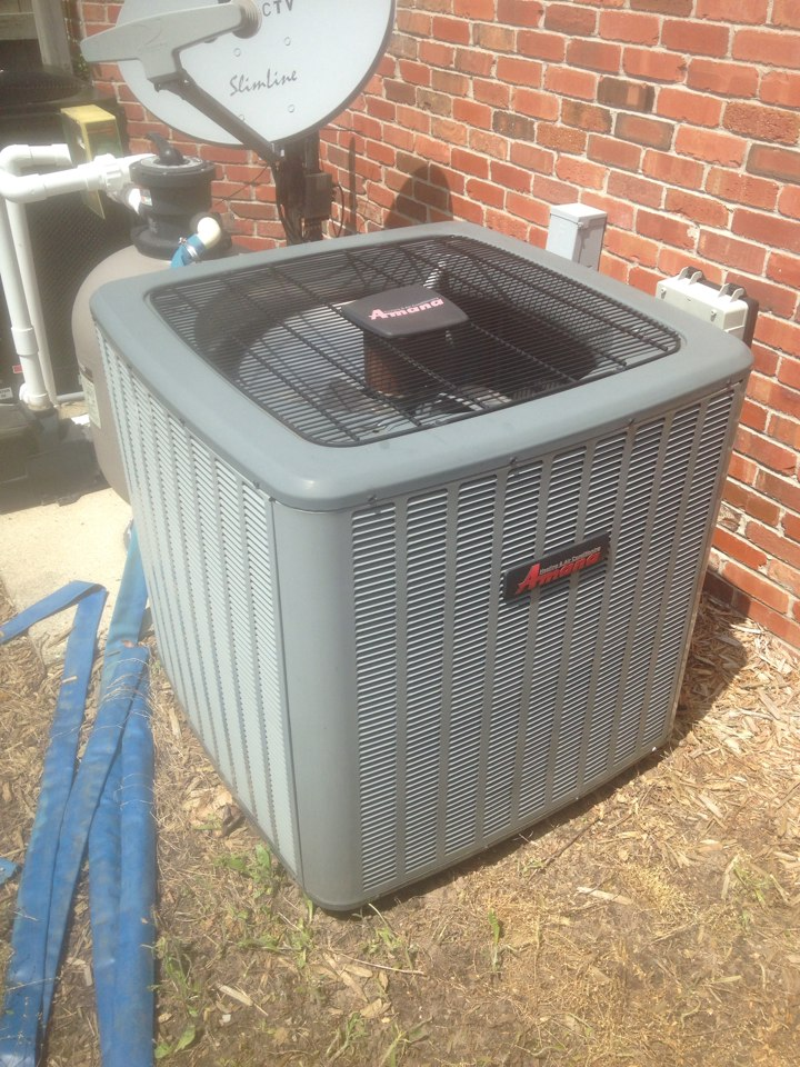 Bristol, IN - Performed air conditioner check