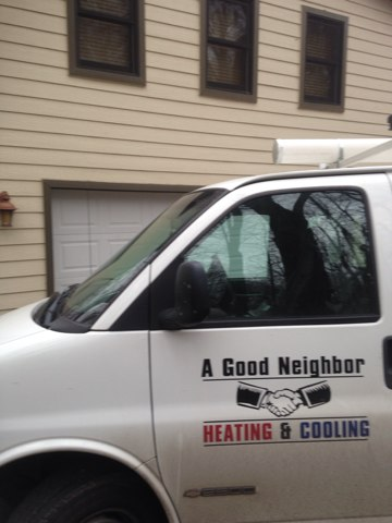 South Bend, IN - No heat service call. Repaired problem and furnace is running fine.