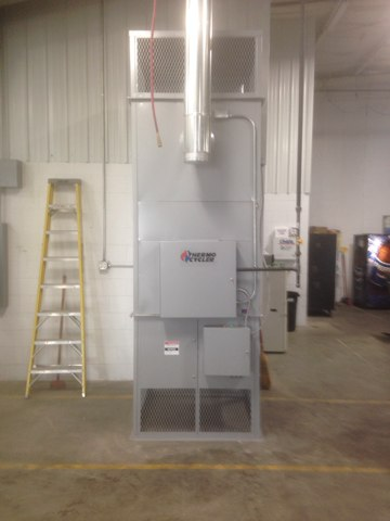 Syracuse, IN - Start up thermocycler