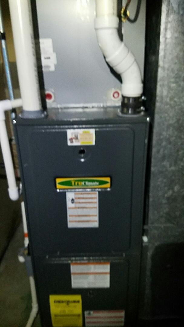 Middlebury, IN - True climate pre season furnace tune up