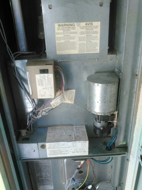 Middlebury, IN - Colman furnace check
