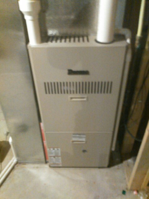 Middlebury, IN - Ducane furnace check