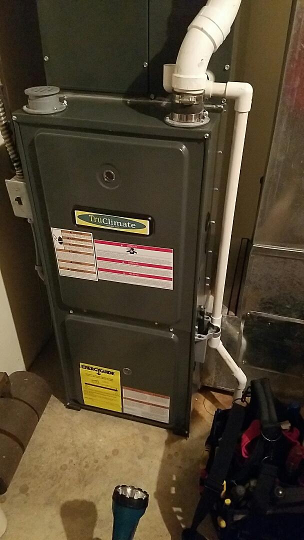 Middlebury, IN - Tru climate preseason furnace check