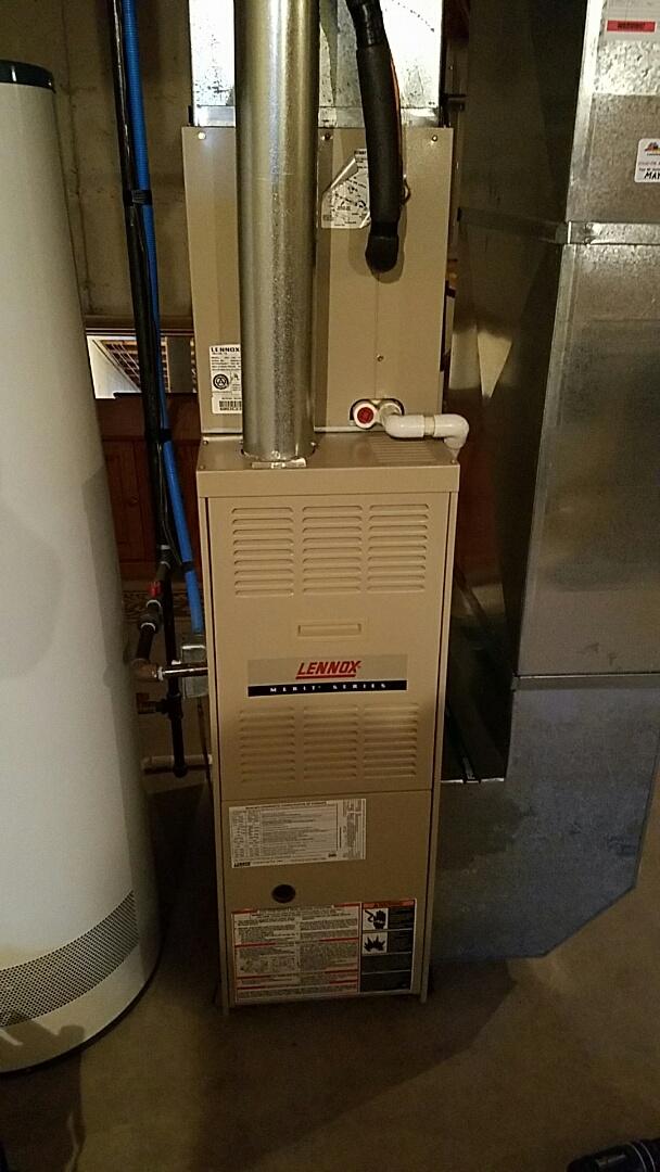 Goshen, IN - Lennox furnace check