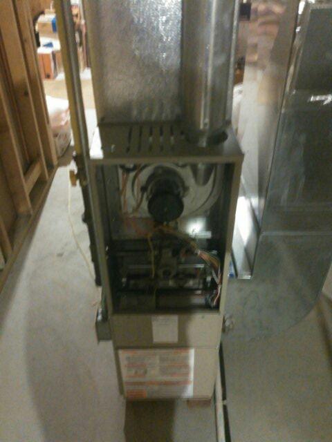 Goshen, IN - Ducane furnace check