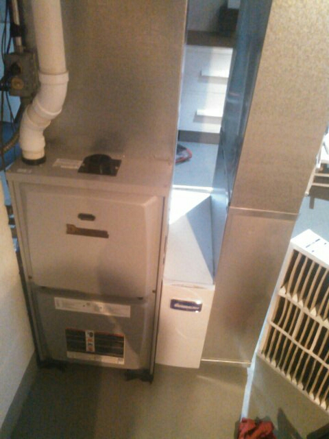 Elkhart, IN - Ducane furnace maintenance