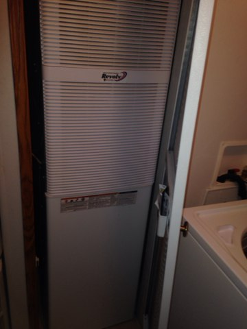 Milford, IN - On a no heat call from a new install that we put in. Consumer had a power outage do to weather. Repaired furnace the same day.