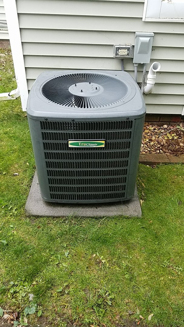 Goshen, IN - Truclimate ac check