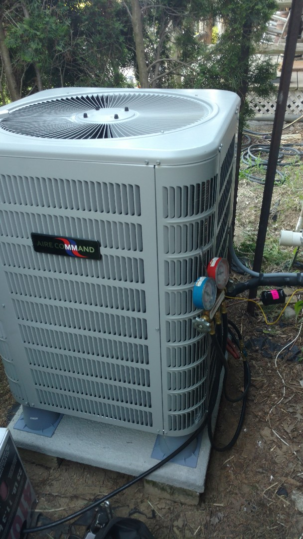Shipshewana, IN - New air conditioner