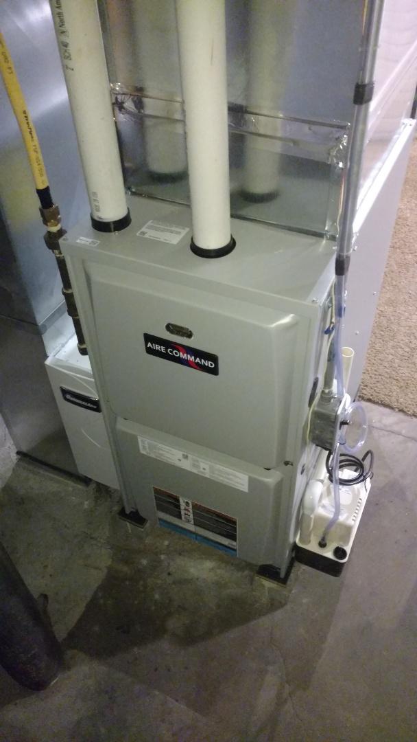 Goshen, IN - New furnace