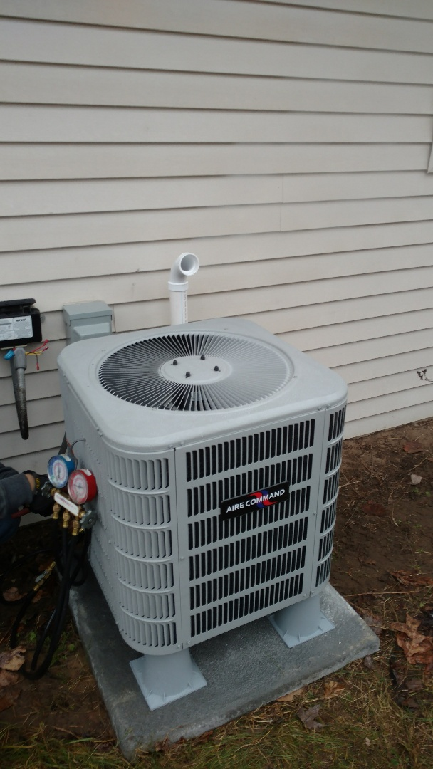 Goshen, IN - New furnace and AC