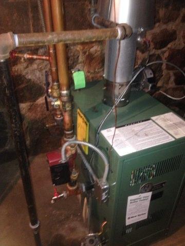 Howe, IN - Boiler service -New Yorker