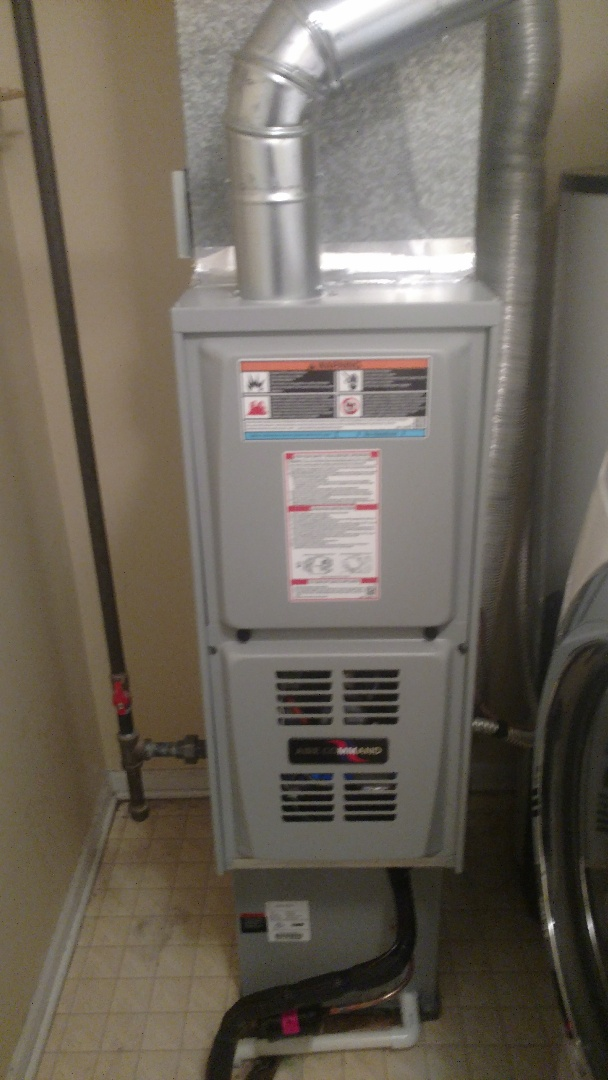 Elkhart, IN - New furnace and air conditioning