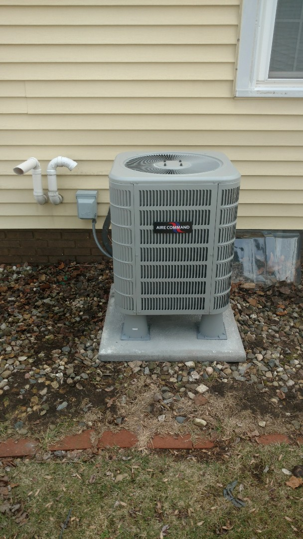 Elkhart, IN - New air conditioning