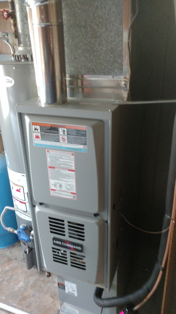 Goshen, IN - New furnace and air conditioning