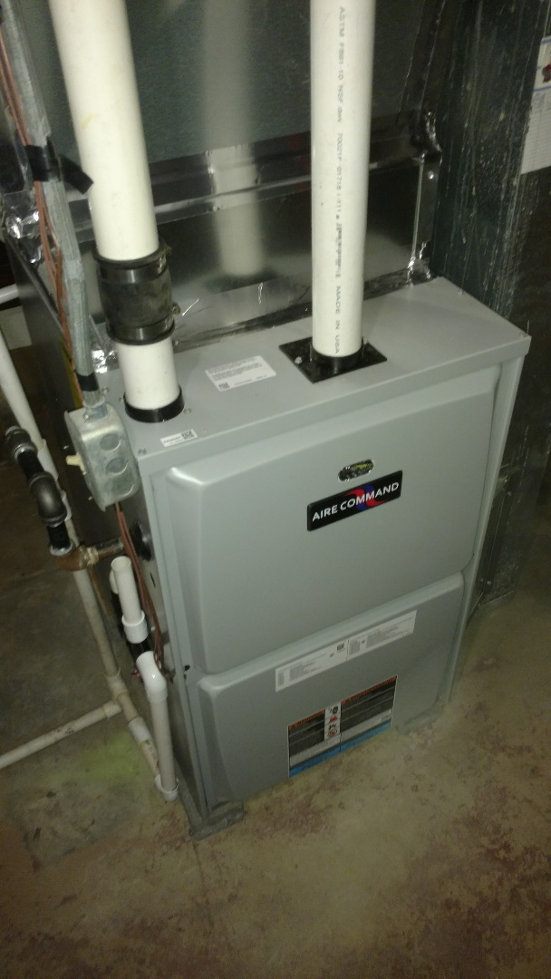 Elkhart, IN - New furnace