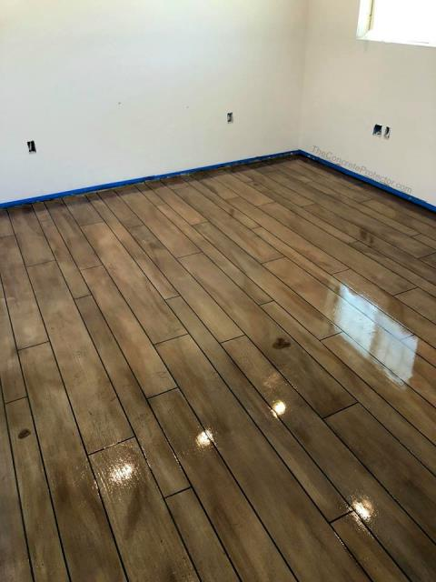 Charles Town, WV - Rustic Wood is THE floor to have in your home!! If you have kids or pets, this is the perfect floor to have with its scratch resistant, waterproof, slip-resistant, and easy to clean factors; you won't want any other floor!!