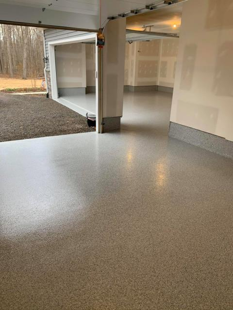 Washington, DC - Additions to your home can be costly. Save time and money for future years with a Graniflex garage floor! Protect your new garage from water, season chemical products, slips, and more!!!