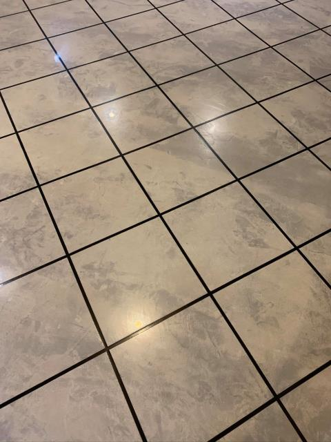 Frederick, MD - Give your business' floor a unique look with our hand-crafted one-of-a-kind concrete systems! Choose the color and look you want and give us a call to start your remodel process today!