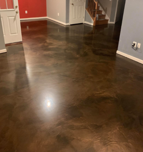 Washington, DC - Transform your entryway into a welcoming beauty with a Marbled Epoxy Floor! Save money and time by decorating your home with a floor that brings decor every day!! Call today for a FREE estimate!