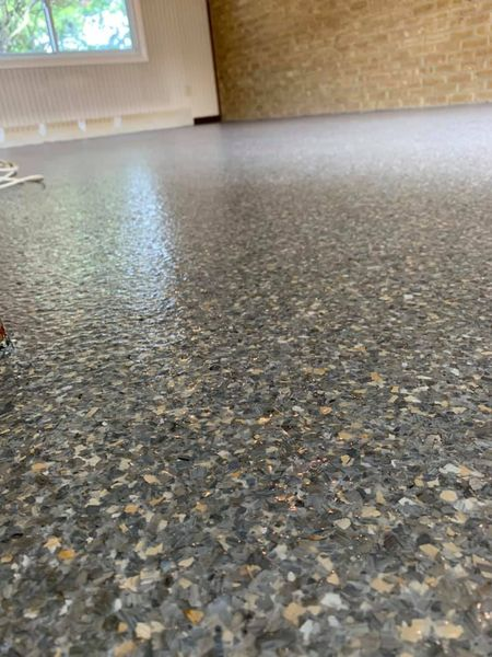 Arlington, VA - We've completely fallen in LOVE with our new floor and highly recommend Tailored Concrete Coatings!! From start to finish, we were extremely pleased with their professionalism and customer service. Dylan was very thorough and patient in helping us through the process. They are definitely on the top of our list for our next project!!!