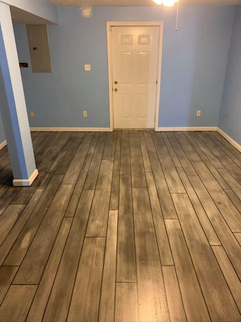 Charles Town, WV - The time, dedication, and talent that went into making this floor definitely shows!! Tailored Concrete Coatings has by far the most professional, talented, respectful crew I have ever come across! They transformed our basement into the new family room we have been wanting! I can't thank them enough for their phenomenal craftsmanship with this project! I would give them 1,000 stars if I could!! Keep up the fantastic work!!