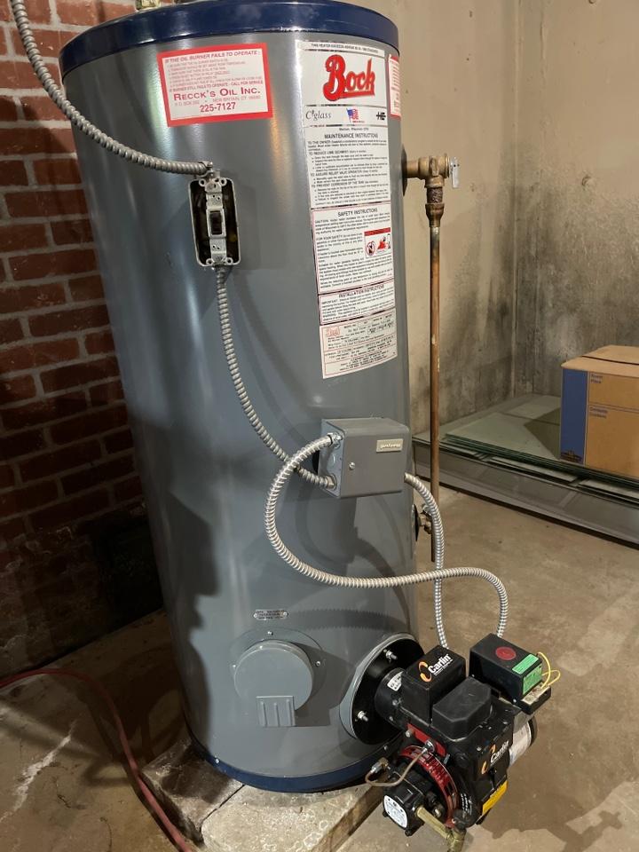 New Britain, CT - Servicing Peerless boiler and Bock water heater