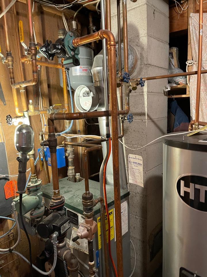 New Britain, CT - Servicing peerless boiler